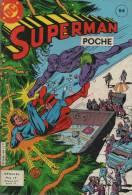 SUPERMAN POCHE N° 64 BE SAGEDITION 12-1982 - Superman