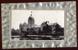 Cpa D´  Australie  Melbourne  Exhibition  Building   SAB25 - Non Classés