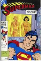 SUPERMAN POCHE N° 57 58 BE SAGEDITION 05-1982 - Superman