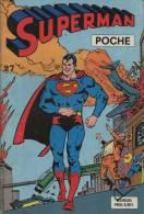 SUPERMAN POCHE N° 27 BE SAGEDITION 11-1979 - Superman