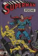SUPERMAN POCHE N° 26 BE SAGEDITION 10-1979 - Superman