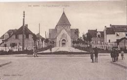 Reims 51 - Place Eglise - Editeur Thuiller - Reims