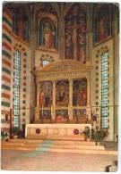 Italy, Basilica Di S. Zeno, Verona, Il Célèbre Trittico Del Mantegna, Unused Postcard [13299] - Verona