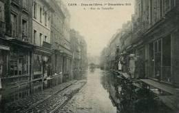 N°28002 -cpa Caen -crue De L'Orne 1910- Rue De Vaucelles- - Caen