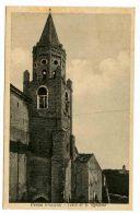 4183 Penne (Pescara) - Torre Di S. Agostino (1935 - Francobollo Ed Annullo Perfetti) - Pescara