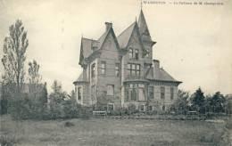 Warneton - Le Château De M. Guesquière ( Voir Verso ) - Komen-Waasten