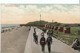 Hampshire Postcard - Southsea Castle, Portsmouth  972 - Portsmouth