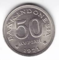 @Y@  Indonesie  50 Rupiah 1971    UNC     (C76) - Indonésie