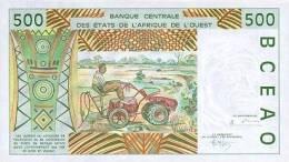 WEST AFRICAN STATES P. 710Ke 500 F 1995 UNC - Sénégal
