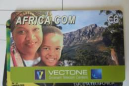 Africa Com España - Unclassified