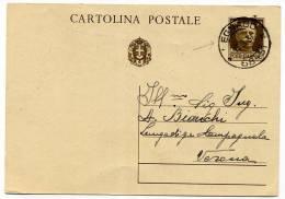 Legnago 68-51 Annullo Frazionario Del 1936 - 1900-44 Vittorio Emanuele III