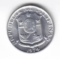 @Y@  Fillippijnen 1 Lapulapu 1974 UNC     (C67) - Philippines