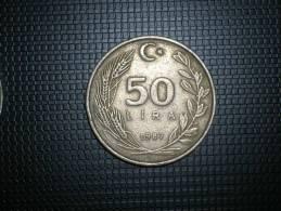 Turquia 50 Liras 1987 (4798) - Turquia