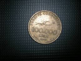 Turquia 100.000 Lira 1999(4817) - Turquia
