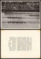 Berlin OLYMPIA 1936 Bild 113 - Gruppe 58, Regatta       #6833 - Trading Cards