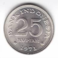 @Y@   Indonesie 25 Rupiah 1971  UNC     (C72) - Indonésie