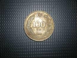 Turquia 100 Lira 1990 (4823) - Turquia