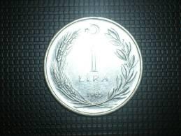 Turquia 1 Lira 1970 (4830) - Turquia