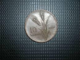 Turquia 10 Kurus 1968 (4834) - Turquia