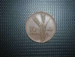 Turquia 10 Kurus 1969 (4835) - Turquia