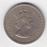 @Y@  Seychellen   One Rupee  1966    UNC     (C24) - Seychellen