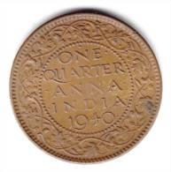 @Y@  India 1/4 Anna   1940        (C70) - India