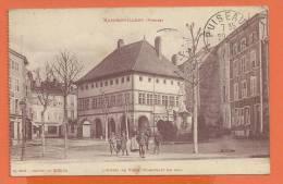 R238, Rambervilliers, Animée, Hôtel De Ville, 9102 ,  Circulée 1915 - Rambervillers