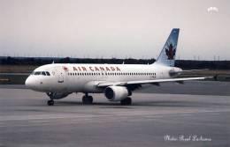 Air Canada Airbus A-320 In Ottawa Airport, Ontario, Canada - 1946-....: Moderne