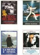 CINEMA CARTONCINO PUBBLICITARIO FILM - DESCRIZIONE SUL RETRO - Pubblicitari