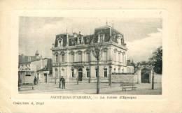 17 - CPA Saint-Jean D'Angély - La Caisse D'Epargne - Saint-Jean-d'Angely