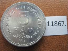 VIET-NAM , INDOCHINA , 5 Hao 1976 Vietnam - Vietnam