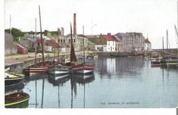 The Harbour, St. Andrews, Scotland - Fife