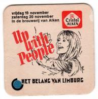 Belgique Cristal Alken - Sotto-boccale