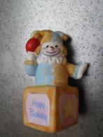 Déà Coudre Biscuit Cloown Début 80 - Dés à Coudre