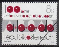 Specimen, Austria Sc1822 Discovery Of Human Blood Types, Medicine, Médecine - Medicine