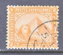 Egypt  38    (o) - Égypte