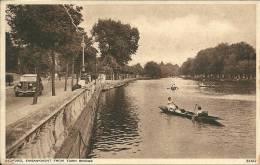 BEDFORD ,  Embankment  From Town Bridge - Bedford
