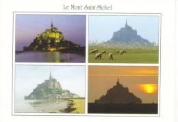 2152 LE MONT SAINT MICHEL Multi Vues  FRANCE - Le Mont Saint Michel