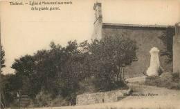 """CPA FRANCE 13 """" Le Tholonet"""" - Autres Communes"""
