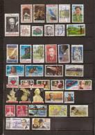 ETATS UNIS  Lot De Timbres  Obt  Et  **  Voir 2 Scans       ( Ref 423 ) - Lots & Kiloware (mixtures) - Max. 999 Stamps
