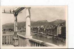 TOULON En 1940 .Vue Sur Le Port. - Toulon