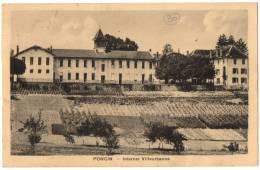 Poncin Internat Villeubanne - Otros Municipios