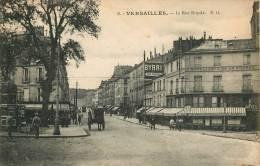 D 78 - VERSAILLES - La Rue Royale - Versailles