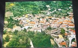 Vion - ( Ardèche ) - Vue Générale Aérienne Et L´église 11 Et 12 Em Siècle - France