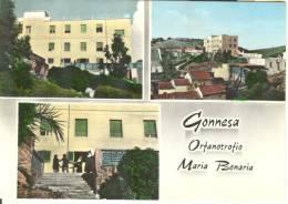 CI018 - Gonnesa (Carbonia-Iglesias) - Orfanotrofio Maria Bonaria - Andere Städte
