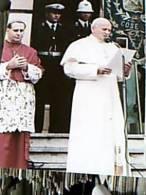 PAPA GIOVANNI PAOLO II / POPE  VIAGGIO  IN CALABRIA A COSENZA   N1984 40/84  EC11009 - Papes