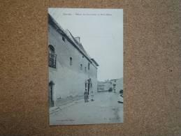 Carte Postale Ancienne Liverdun Maison Du Gouverneur Et Porte-Haute - Liverdun