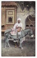 AFRICA EGYPT DONKEY BOY LICHTENSTERN & HARARI CAIRO Nr. 121 OLD POSTCARD - Other