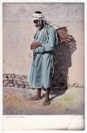 AFRICA EGYPT PORTERS ARAB LICHTENSTERN & HARARI CAIRO Nr. 61 OLD POSTCARD - Other