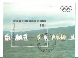=KOMORES 1983 OLIMPIC - Komoren (1975-...)